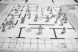Final Days - zombies miniatures game