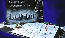 Termination Incorporated board game