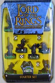 The Lord of the Rings Miniatures Game - 2 Player Set