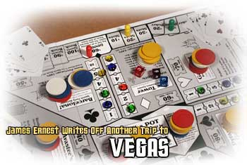 Vegas board game
