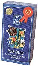 Host Your Own Pub Quiz in a tin