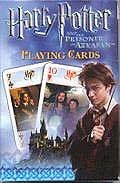 Harry Potter and the Prisoner of Azkaban - playing cards