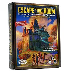 Escape the Room - Mystery at the Stargazers Manor