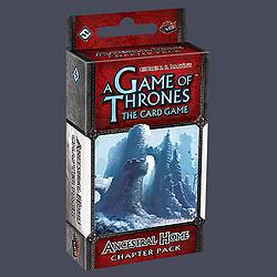 The Game of Thrones LCG - Ancestral Home Chapter Pack