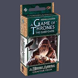 A Game of Thrones LCG - A Hidden Agenda chapter pack