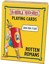 Horrible Histories - Rotten Romans card game