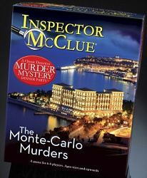 Inspector McClue The Monte-Carlo Murders