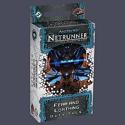 Android Netrunner LCG - Fear and Loathing data pack