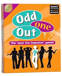 Odd One Out, Giant Games in Small Boxes, party game