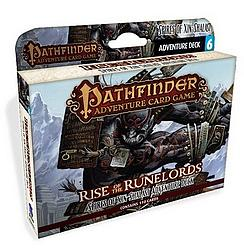 Pathfinder Adventure Card Game Rise of the Runelords  - Spires of Xin-Shalast