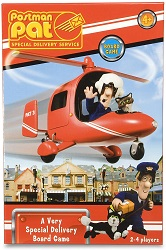 Postman Pat - A Very Special Delivery board game