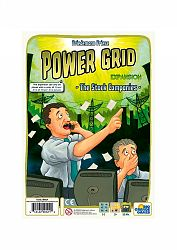 Power Grid board game - The Stock Companies