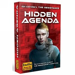 The Resistance - Hidden Agenda