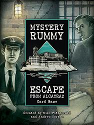 Mystery Rummy Case 5 Escape From Alcatraz card game