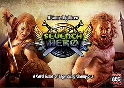 Seventh Hero card game