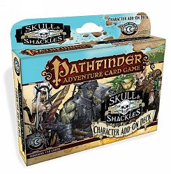 Pathfinder Card Game Skull & Shackles - Character Add-On Deck