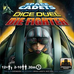 Space Cadets Dice Duel - Die Fighter