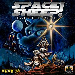 Space Sheep card game
