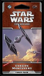 Star Wars LCG - Evasive Maneuvers Force Pack