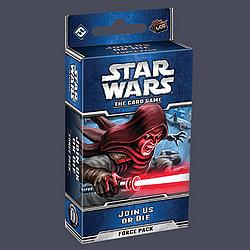 Star Wars LCG - Join Us or Die Force Pack