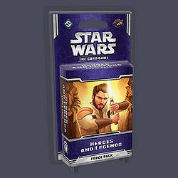 Star Wars LCG - Heroes and Legends force pack