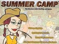 Summer Camp card game