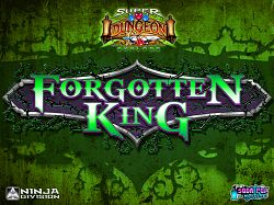 Super Dungeon Explore Forgotten King board game