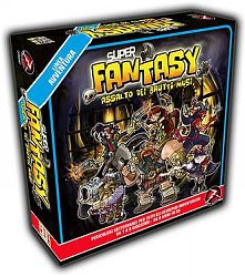 Super Fantasy Ugly Snouts Assault board game