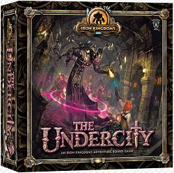 The Undercity - adventure board game