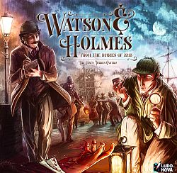 Watson and Holmes deduction game
