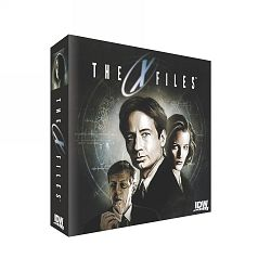 The X Files board game