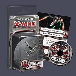 Star Wars X-Wing - Z-95 Headhunter pack