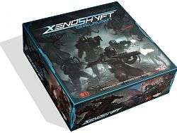 Xenoshyft Onslaught deckbuilding card game