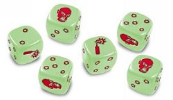 Zombicide - Glow in the Dark Dice